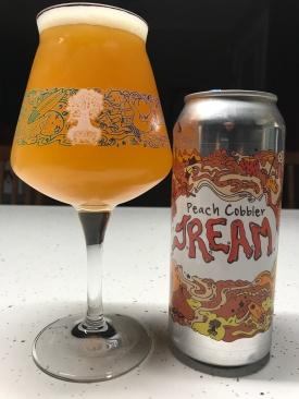 Peach Cobbler Jreams
